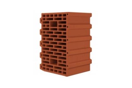 Блок керамический поризованный КЕТРА 38 климаблок