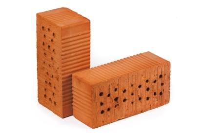 Кирпич керамический полуторный полнотелый М150