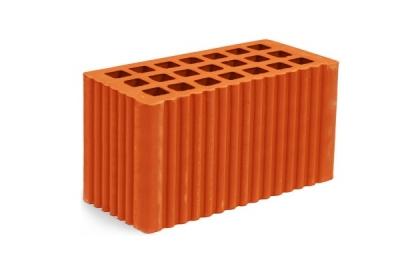 Кирпич керамический пустотелый двойной М150 МСТЕРА