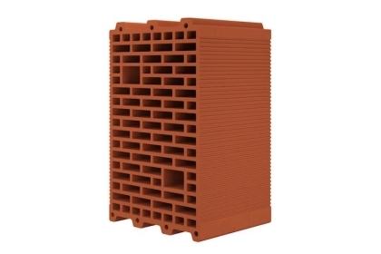 Блок керамический поризованный КЕТРА 25