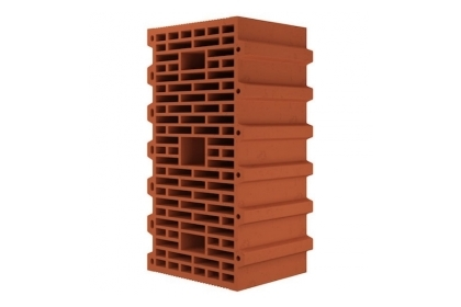 Блок керамический поризованный КЕТРА 51