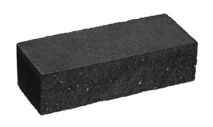 Камень декоративный (бессер) 190х90х56 черный