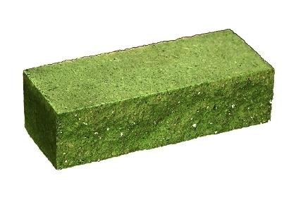 Камень декоративный (бессер) 190х90х56 горчичный