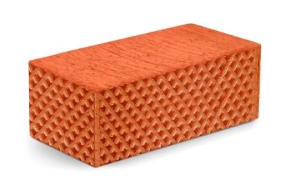 Кирпич керамический полнотелый полуторный М150 МСТЕРА