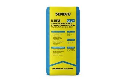 Клей для газосиликатных блоков SENECO (25 кг)
