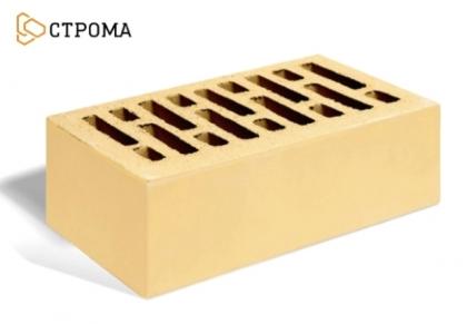 Кирпич керамический лицевой утолщенный (солома)