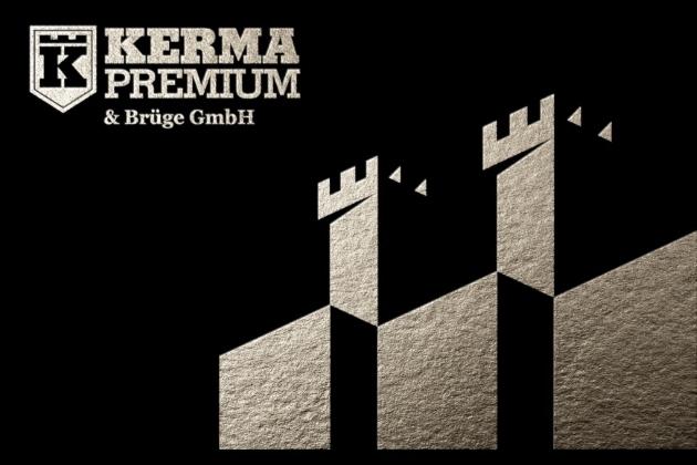 Кирпич керамический лицевой КЕРМА Премиум