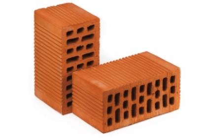 Кирпич керамический пустотелый двойной М-150