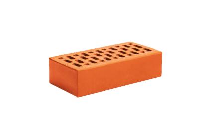 Кирпич керамический лицевой одинарный красный гладкий (420 шт)
