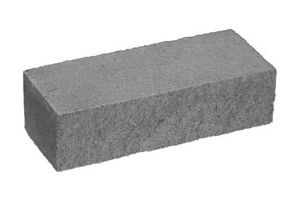 Камень декоративный (бессер) 190х90х56 серый