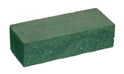 Камень декоративный (бессер) 190х90х56 зелёный