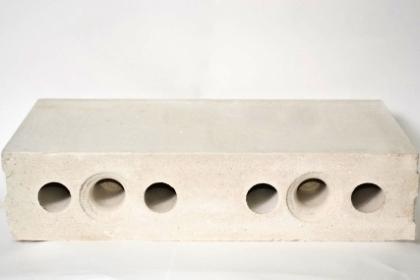 Блок стеновой межквартирный силикатный М-150