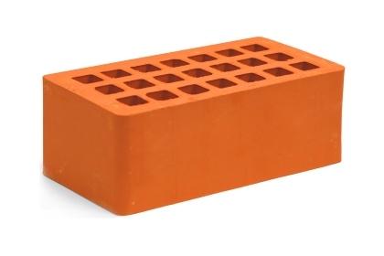 Кирпич керамический пустотелый полуторный гладкий М150 МСТЕРА