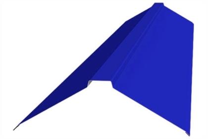 Планка конька плоского RAL5005