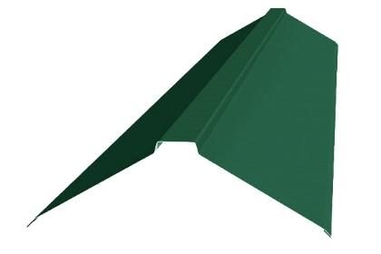 Планка конька плоского RAL6005