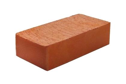 Кирпич керамический одинарный полнотелый М125