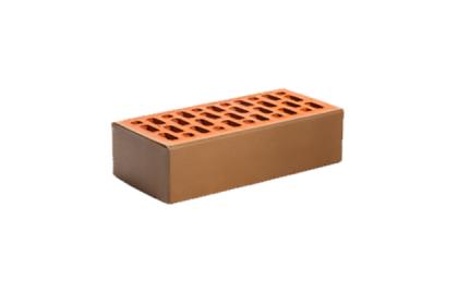 Кирпич керамический лицевой одинарный «ФЛЕШ-ОБЖИГ» гладкий (420 шт)
