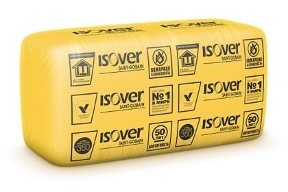 ISOVER Каркас-П37 (14,27 кв.м. = 0,714 куб.м.)