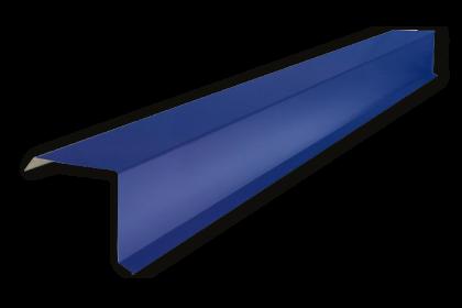 Торцевая планка М/Ч RAL5005
