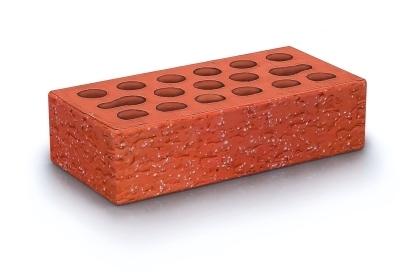 Кирпич керамический лицевой одинарный (Russet granite)