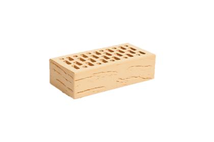 Кирпич керамический лицевой одинарный Ваниль Антик (420 шт)